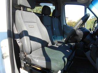 2010 Mercedes-Benz Sprinter 906 MY10 319 CDI MWB White 5 Speed Automatic Van