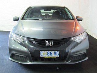 2012 Honda Civic 9th Gen VTi-S Grey 5 Speed Sports Automatic Hatchback.
