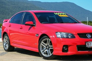 2013 Holden Commodore VE II MY12.5 SV6 Red 6 Speed Sports Automatic Sedan.