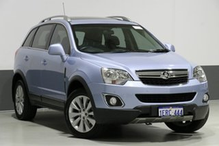 2015 Holden Captiva CG MY15 5 LT (FWD) Blue 6 Speed Automatic Wagon.