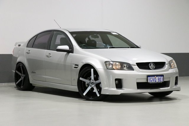 Used Holden Commodore VE SS, 2007 Holden Commodore VE SS Silver 6 Speed Manual Sedan