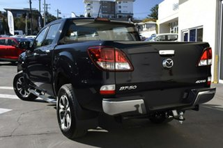 2019 Mazda BT-50 UR0YG1 XTR Jet Black 6 Speed Sports Automatic Utility.