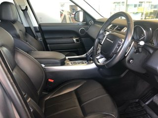 2016 Land Rover Range Rover Sport L494 16MY SDV6 CommandShift SE Grey 8 Speed Sports Automatic Wagon