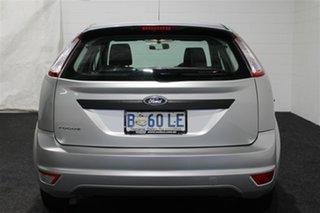 2009 Ford Focus LV CL Silver 5 Speed Manual Hatchback.