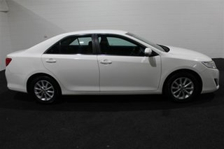 2015 Toyota Camry ASV50R Altise Diamond White 6 Speed Sports Automatic Sedan.