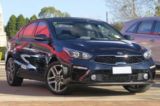2020 Kia Cerato BD MY20 Sport Gravity Blue 6 Speed Sports Automatic Sedan.