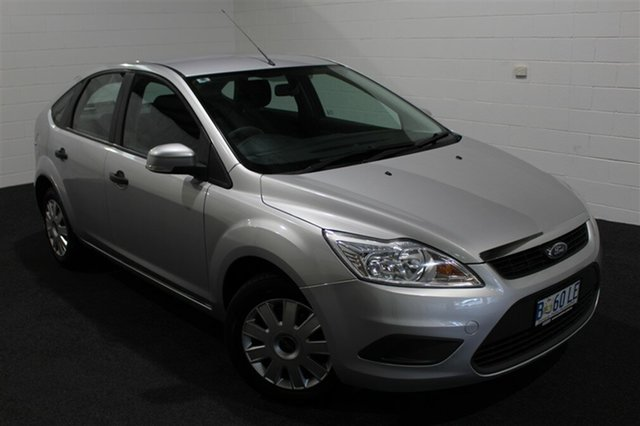 Used Ford Focus LV CL, 2009 Ford Focus LV CL Silver 5 Speed Manual Hatchback