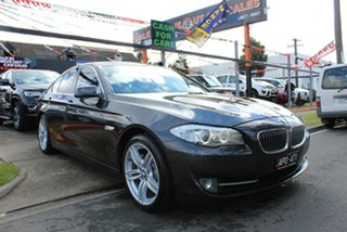 2010 BMW 535i F10 Grey 8 Speed Automatic Sedan