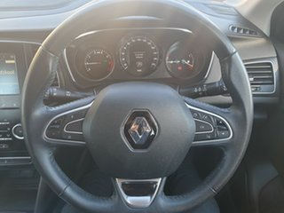 2016 Renault Megane BFB Zen EDC Silver 7 Speed Sports Automatic Dual Clutch Hatchback