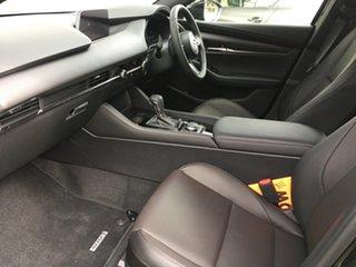 2019 Mazda 3 BP2H7A G20 SKYACTIV-Drive Touring Jet Black 6 Speed Sports Automatic Hatchback