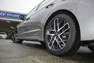 2019 Hyundai Elantra AD.2 MY19 Sport DCT Premium Fluidic Metal 7 Speed Sports Automatic Dual Clutch