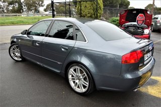 2007 Audi A4 B7 S Line Tiptronic Quattro Grey 6 Speed Sports Automatic Sedan