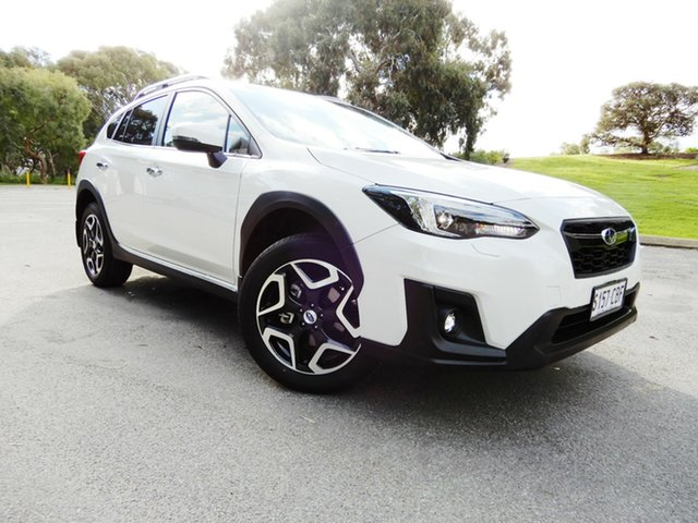 Used Subaru XV G5X MY18 2.0i-S Lineartronic AWD, 2018 Subaru XV G5X MY18 2.0i-S Lineartronic AWD White 7 Speed Constant Variable Wagon