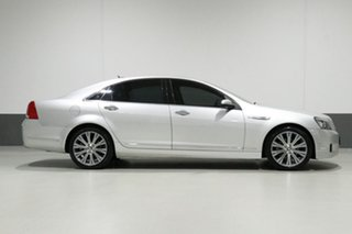2013 Holden Caprice WN V Silver 6 Speed Auto Active Sequential Sedan