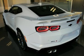 2019 Chevrolet Camaro MY19 ZL1 Summit White 6 Speed Manual Coupe.