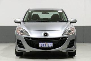 2010 Mazda 3 BL Neo Grey 6 Speed Manual Sedan.