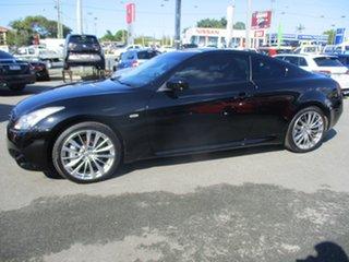 2011 Nissan Skyline 370GT V36 Black Coupe.