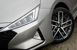 2019 Hyundai Elantra AD.2 MY19 Sport DCT Premium Fluidic Metal 7 Speed Sports Automatic Dual Clutch.