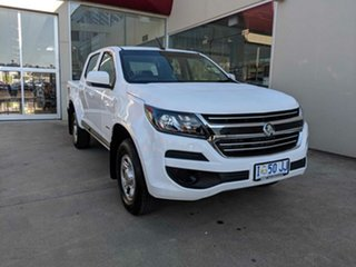 2019 Holden Colorado RG MY19 LS Pickup Crew Cab Summit White 6 Speed Sports Automatic Utility.