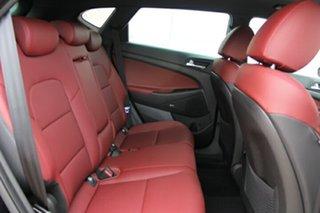 2018 Hyundai Tucson TLE3 MY19 Special Edition D-CT AWD Phantom Black 7 Speed
