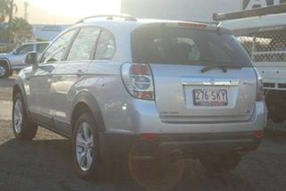 2012 Holden Captiva CG Series II 7 AWD CX Silver 6 Speed Sports Automatic Wagon.