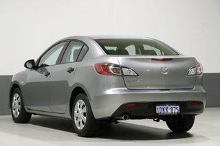 2010 Mazda 3 BL Neo Grey 6 Speed Manual Sedan