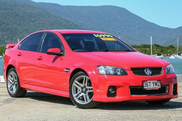 Used Holden Commodore VE II MY12.5 SV6, 2013 Holden Commodore VE II MY12.5 SV6 Red 6 Speed Sports Automatic Sedan