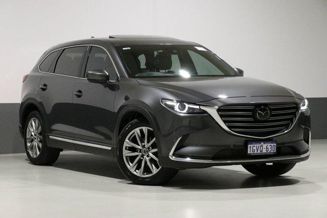 Used Mazda CX-9 MY18 Azami (AWD), 2017 Mazda CX-9 MY18 Azami (AWD) Grey 6 Speed Automatic Wagon