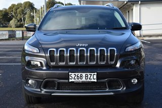 2017 Jeep Cherokee KL MY17 Limited Granite Crystal 9 Speed Sports Automatic Wagon