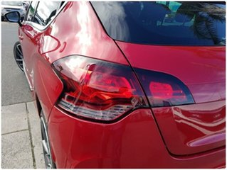 2013 Citroen DS4 F7 DSport THP 200 Red Manual Hatchback