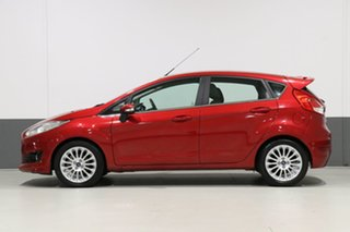 2016 Ford Fiesta WZ Sport Red 6 Speed Automatic Hatchback