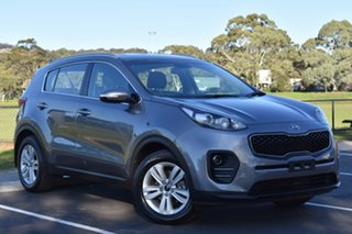 2017 Kia Sportage QL MY17 Si 2WD Grey 6 Speed Sports Automatic Wagon