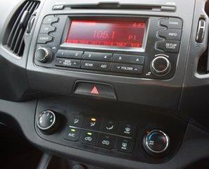 2014 Kia Sportage SL Series II MY13 SI Sirius Silver 6 Speed Sports Automatic Wagon