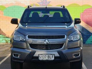2016 Holden Colorado RG MY16 Z71 Crew Cab Grey 6 Speed Sports Automatic Utility.