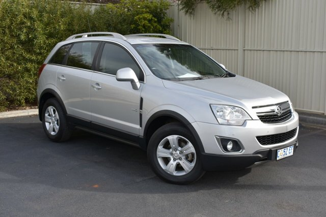 Used Holden Captiva CG Series II 5, 2011 Holden Captiva CG Series II 5 Nitrate 6 Speed Sports Automatic Wagon