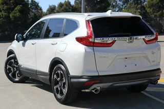 2019 Honda CR-V RW MY19 50 Years Edition FWD Platinum White 1 Speed Constant Variable Wagon.