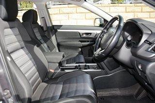 2017 Honda CR-V RW MY18 VTi-S 4WD Modern Steel 1 Speed Wagon