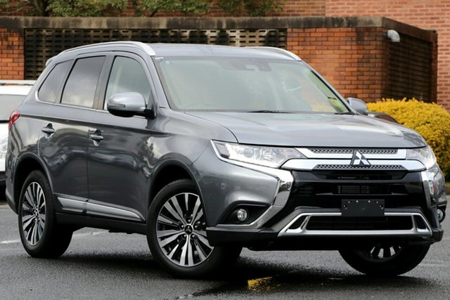 New Mitsubishi Outlander ZL MY20 LS AWD, 2020 Mitsubishi Outlander ZL MY20 LS AWD Titanium 6 Speed Constant Variable Wagon