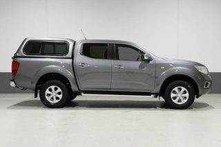 2017 Nissan Navara D23 Series II ST (4x4) Grey 7 Speed Automatic Dual Cab Utility