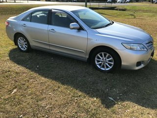 2011 Toyota Camry ACV40R 09 Upgrade Altise Silver Ash 5 Speed Automatic Sedan