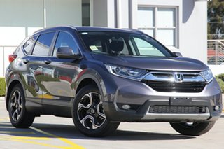 2019 Honda CR-V RW MY19 50 Years Edition FWD Modern Steel 1 Speed Constant Variable Wagon.