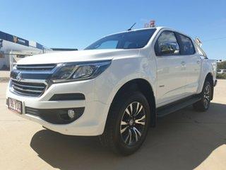 2019 Holden Colorado RG MY19 LTZ Pickup Crew Cab Summit White 6 Speed Sports Automatic Utility
