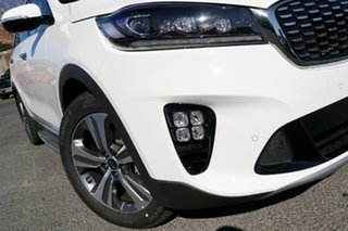 2019 Kia Sorento UM MY20 GT-Line Clear White 8 Speed Sports Automatic Wagon.