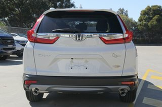 2019 Honda CR-V RW MY19 50 Years Edition FWD Platinum White 1 Speed Constant Variable Wagon