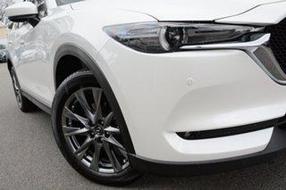 2020 Mazda CX-5 KF4WLA Akera SKYACTIV-Drive i-ACTIV AWD 25d 6 Speed Sports Automatic Wagon.