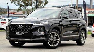 2019 Hyundai Santa Fe TM MY19 Highlander Phantom Black 8 Speed Sports Automatic Wagon.