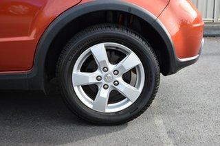 2011 Suzuki SX4 GYA MY10 S Red/Black 6 Speed Constant Variable Hatchback