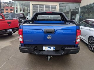 2019 Holden Colorado RG MY19 LS Pickup Crew Cab Power Blue 6 Speed Sports Automatic Utility