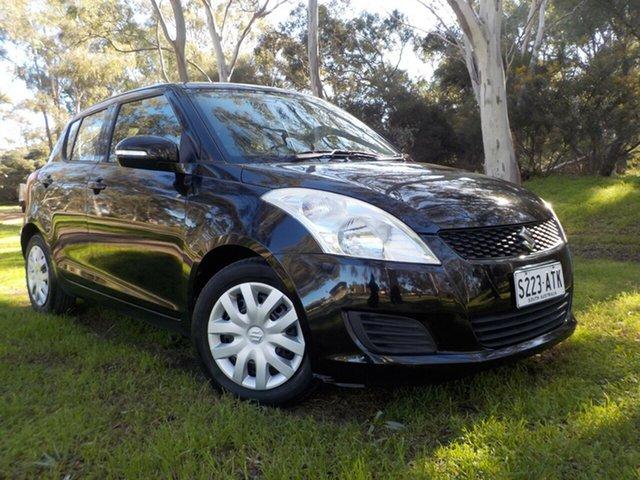 Used Suzuki Swift FZ GL, 2011 Suzuki Swift FZ GL 4 Speed Automatic Hatchback