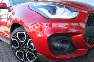 2020 Suzuki Swift AZ Sport Burn Red 6 Speed Sports Automatic Hatchback.